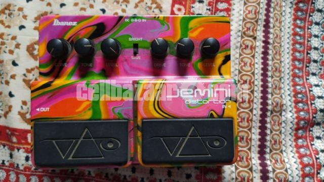 ibanez jemini overdrive/distortion pedal - 1/1