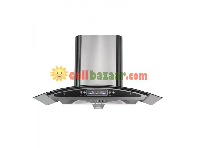 New Auto Kitchen Hood-100 From Italy - 1/1