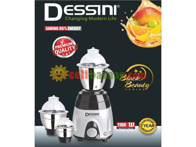 New Mixer Grinder/Blender-1000W Made In India - 1/1