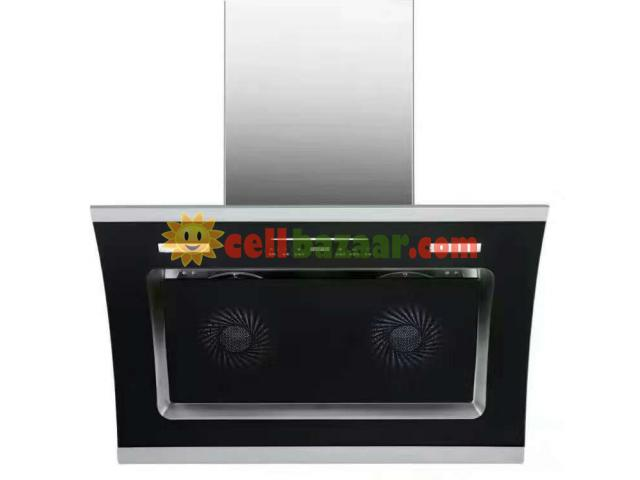 New Auto Kitchen Hood-3 From Italy - 1/1