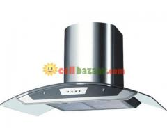 New Auto Kitchen Hood-6 From Italy