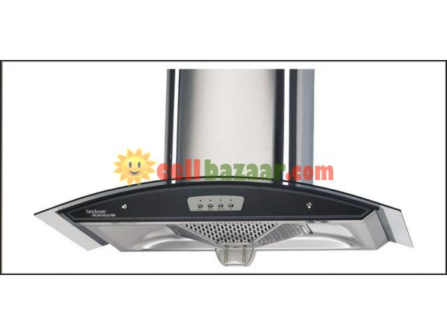 New Auto Kitchen Hood-2 From Malaysia - 1/1