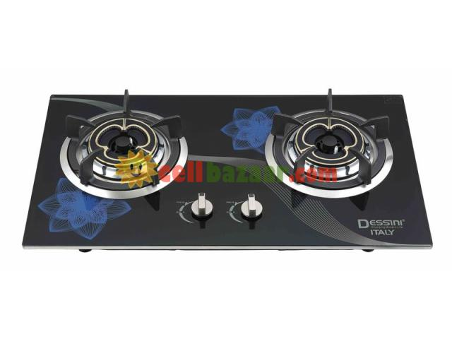 New Marble Gas Stove/Burner-2 From Italy - 1/1