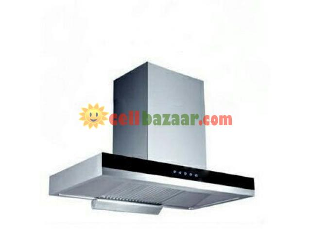 New Auto Kitchen Hood-7 From Italy - 1/1