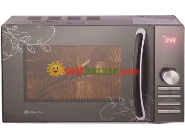 New Bajaj 23L Convection Microwave Oven - 1/1