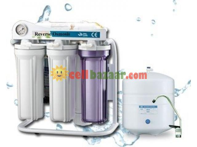 New Reverse Osmosis Water Purifier - 1/1