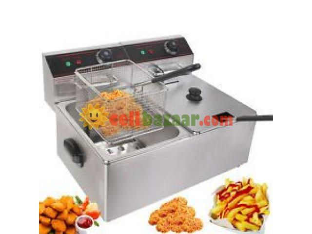 New Deep Fryer 12L From Malaysia - 1/1