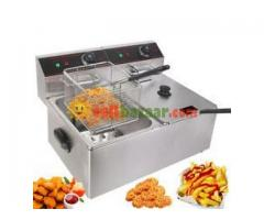 New Deep Fryer 12L From Malaysia
