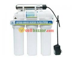 New UV Water Purifier From Taiwan