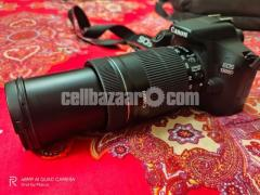 Canon 1300D full set