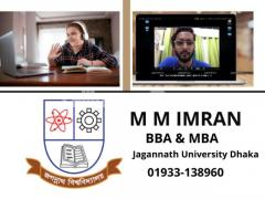 Online Tutor For Class 9 to 12 ( BBA & MBA From JNU)