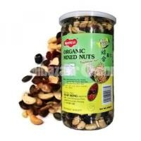 Organic Mixed Nuts 400gm, Made in Malaysia