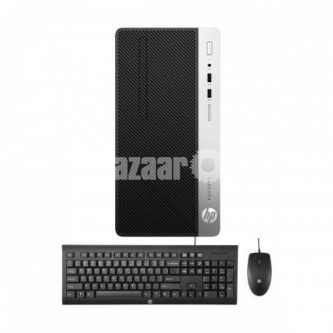 HP ProDesk 400 G6 MT Core i5 9th Gen Micro Tower PC - 2/7