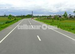 Land Sale at Bogra, Near SZMC Medical College, Silimpur