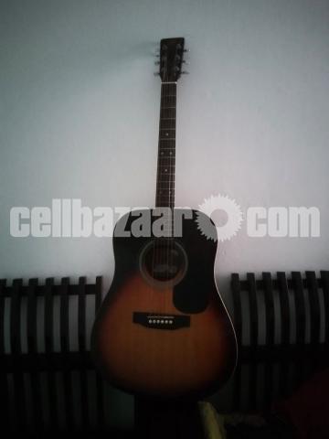 SX SD1-VS Acoustic Guitar - 1/1