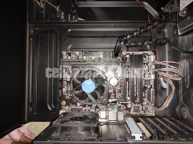 i5 4th gen pro+mobo+ram+casing combo - 2/2