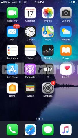 Apple iPhone 8 plus 64gb - 1/4
