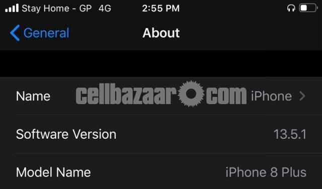 Apple iPhone 8 plus 64gb - 3/4
