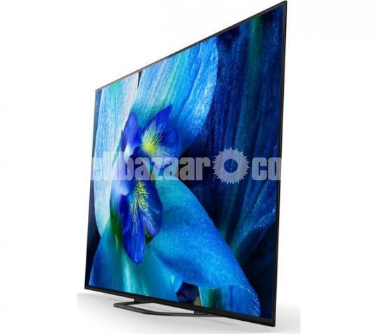 55 inch sony bravia A8G OLED 4K TV - 1/4