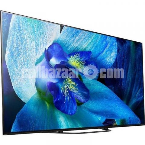 55 inch sony bravia A8G OLED 4K TV - 3/4