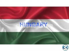HUNGARY WORK PERMIT VISA 100% GUARANTEE
