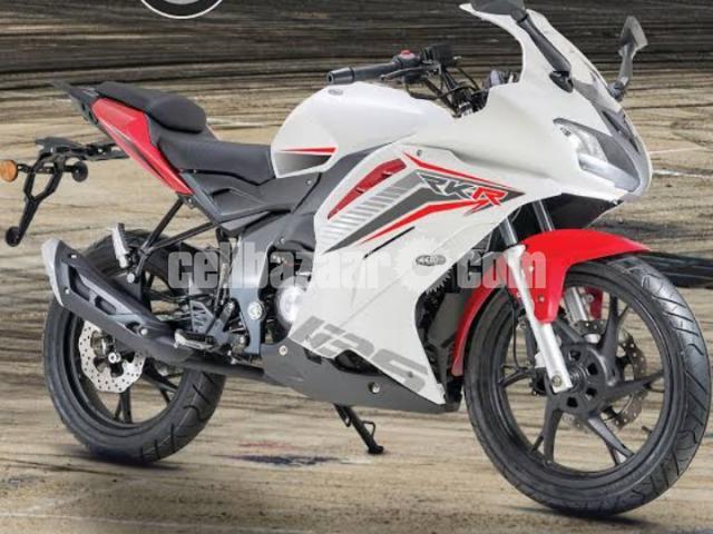 Keeway rkr 165cc sports bike - 1/1