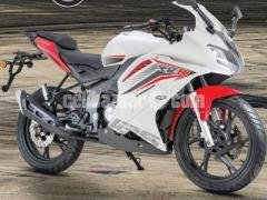 Keeway rkr 165cc sports bike