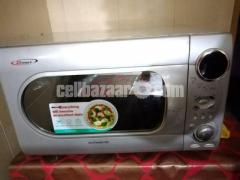 Daewoo 34 Ltr MicroOven New Condition - Image 5/5