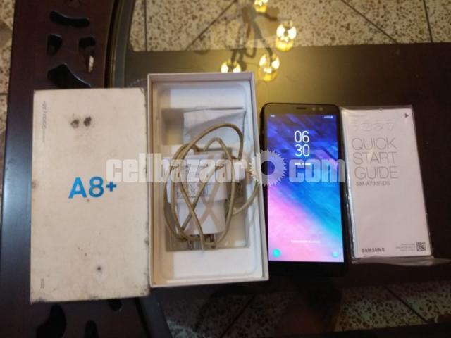 Samsung A8 Plus - 1/2