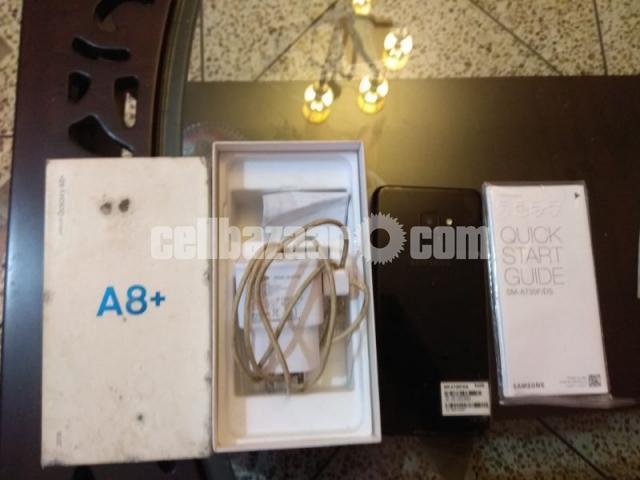 Samsung A8 Plus - 2/2