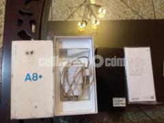 Samsung A8 Plus