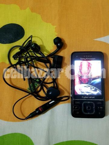 Antic Sony Ericsson  C903 - 1/4