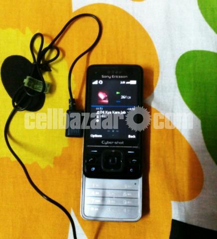 Antic Sony Ericsson  C903 - 3/4