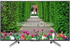 55 inch sony bravia X8000G 4K ULTRA ANDROID TV