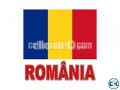 ROMANIA WORK PERMIT VISA SURE SUCCESS