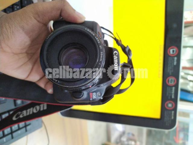 Canon Rebel SL1 - 1/5