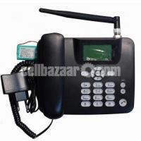 Sim Supported Huawei Land Phone-Ets5623 - 421 Hms