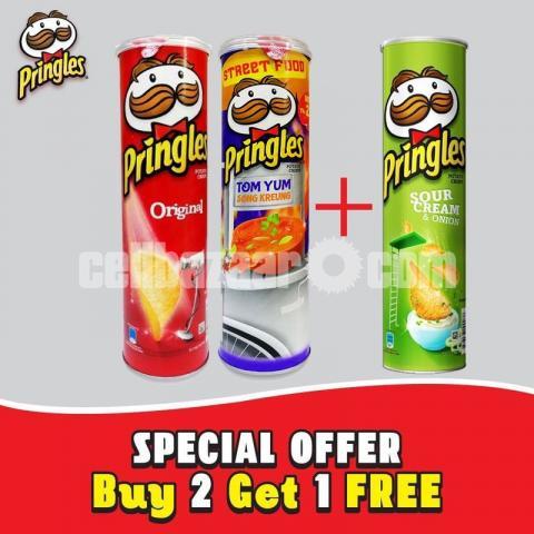 Pringles Buy 2 Get 1 Free - 1/1