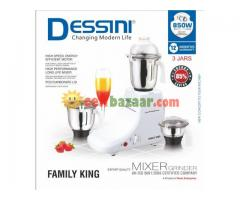 New Mixer Grinder/Blender-850W Made In India