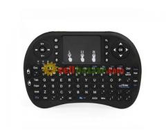 i8 Wireless Mini Keyboard with Touchpad for TV Box, PC, Pad