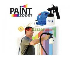 Paint Zoom Professional portable Electric Gun Sprayer