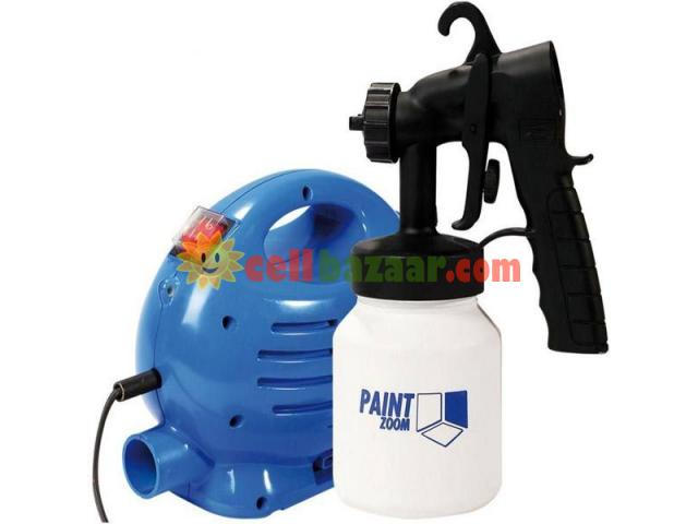 Paint Zoom Professional portable Electric Gun Sprayer - 5/5