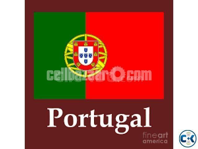 PORTUGAL WORK PERMIT VISA SURE SUCCESS - 1/1