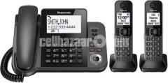 Panasonic TNT Cordless Phone KX-TGF 352M / TGF 382 - Image 3/5