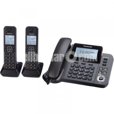 Panasonic TNT Cordless Phone KX-TGF 352M / TGF 382 - 5/5