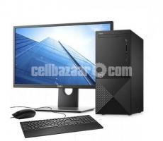 "Core i3 3rd Gen+Ram-4GB+HDD-500GB+Dell 19"" LED Monitor"