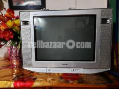 SONY TV flat Silver 24 inch - Image 1/7