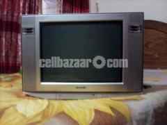 SONY TV flat Silver 24 inch - Image 6/7