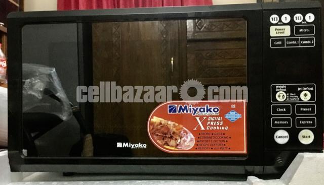 Miyako Microwave Oven - 1/6