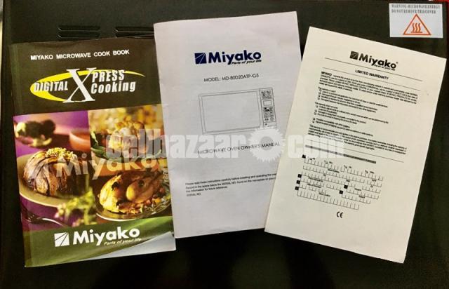 Miyako Microwave Oven - 2/6